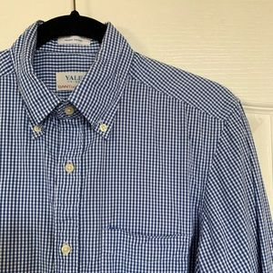 Gant long sleeve button down - gingham print